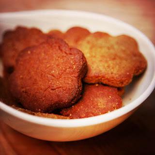 High Protein Peanut Butter Biscuit Recipe