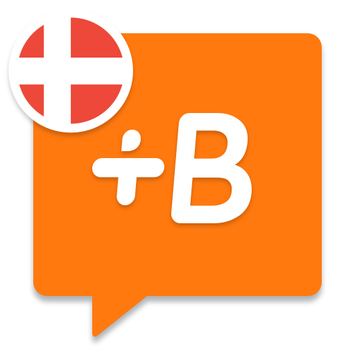 Babbel – Learn Danish Icon