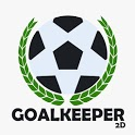 Goalkeeper 2D icon