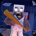 Granny Craft Blocky Horror Survival House 3D apk