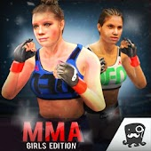 MMA Fighting Games: Girls Edition