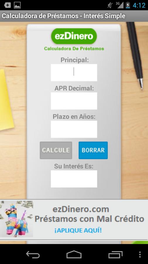calculadora de prestamos banco popular prestamos personales