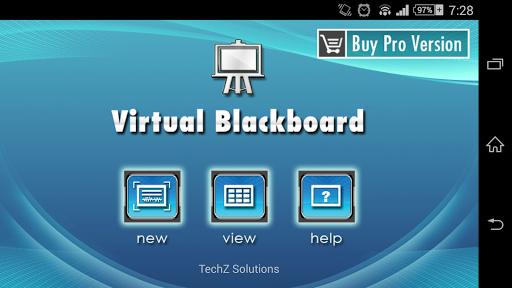 Virtual Blackboard