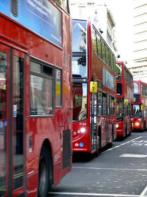 rush hour in London di virginiaLonati