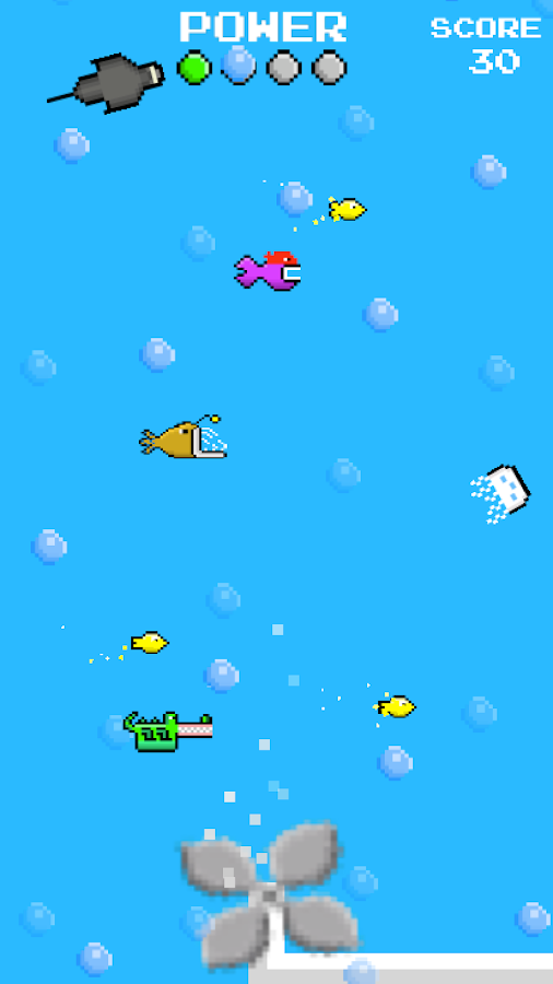 Dive Hard 1.0- screenshot