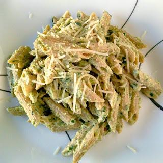 Broccoli Pesto Pasta.