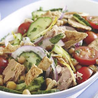 Lebanese Tuna Salad.