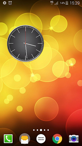 Battery Saving Analog Clocks screenshot 5