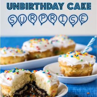 Unbirthday Cake Surprise