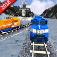 Train Racing 3D-2018 apk