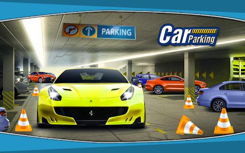 [Luxurious: Multi Storey Car Parker: Valet Parking] Screenshot 5