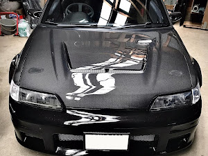 CR-X  EF8 SIR 1992のカスタム事例画像 基本バブル景気時々リーマンショックさんの2021年01月18日15:18の投稿