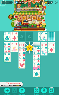 Solitaire Cooking Tower – free card games 8