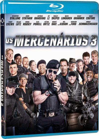 Filme Poster Os Mercenários 3 BDRip XviD Dual Audio & RMVB Dublado