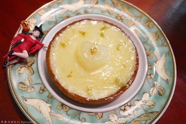 佐jo pâtisserie-法式甜點&歐式麵包。超愛檸檬塔