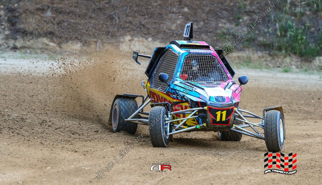 II Autocross Nocturno Ciudad de la Cerámica Talavera 2019