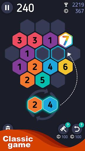 免費下載棋類遊戲APP|Domino Hexagon app開箱文|APP開箱王