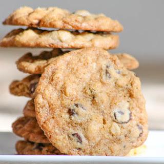 Chocolate Orange Oatmeal Cookies #ChristmasWeek