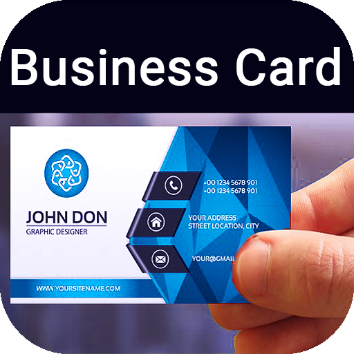 Business Card Maker Free Visiting