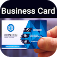Business Card Maker Free Visiting Card Maker photo apk