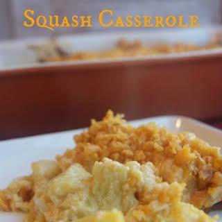 Squash Casserole.