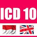 ICD 10 BAHASA INDONESIA - ENGLISH icon