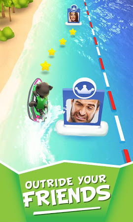 Talking Tom Jetski 1.0.1 screenshot 134285