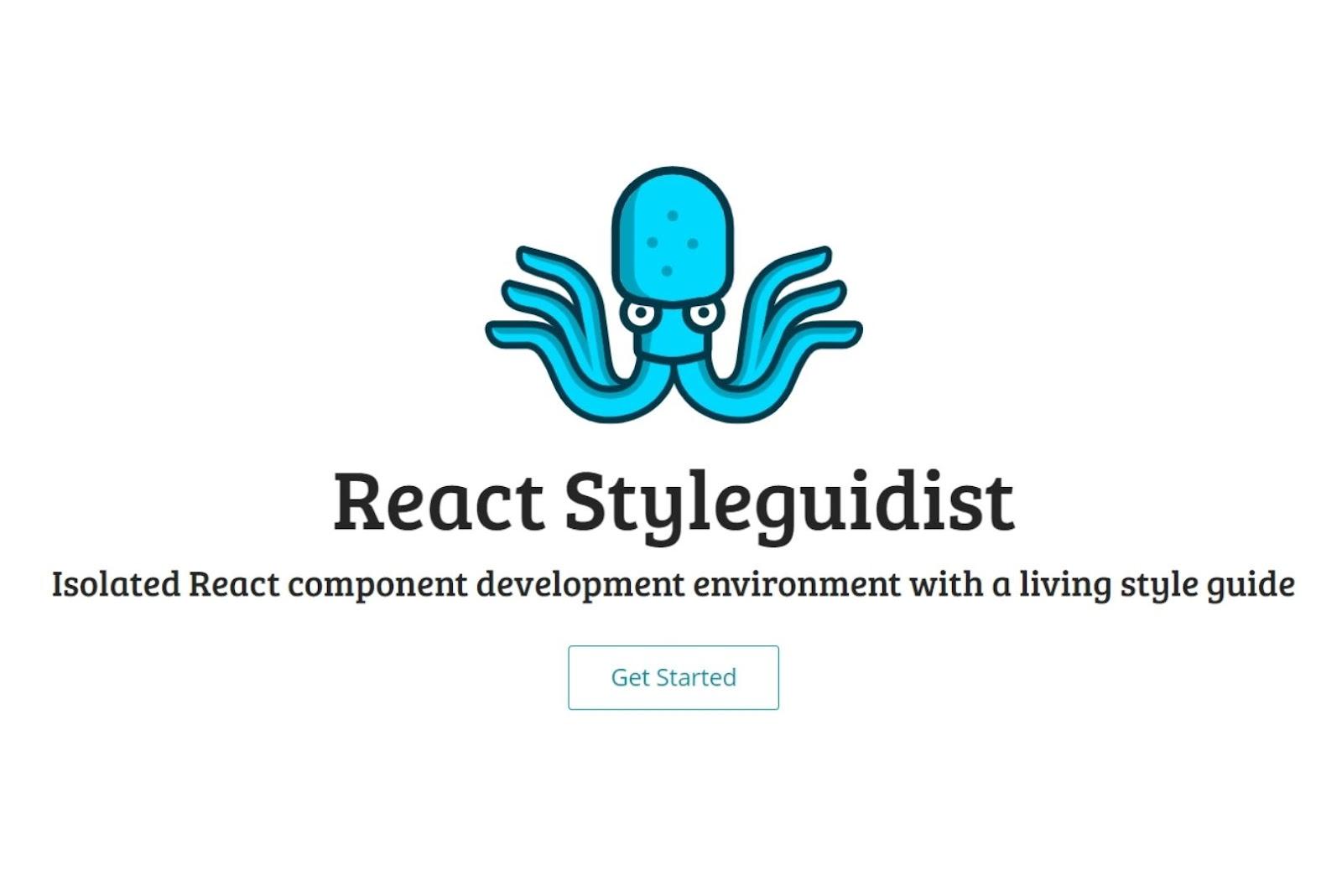 react styleguidist react developer tool