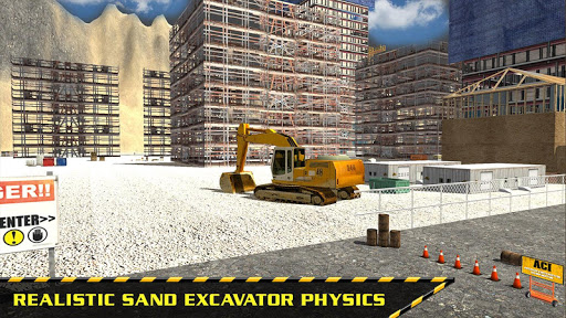 Heavy Excavator Simulator 3D download 1
