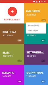 SongsList v1.1