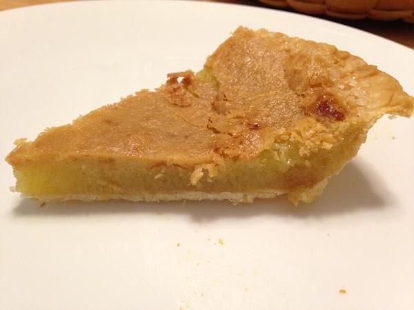 Mama's Chess Pie Recipe