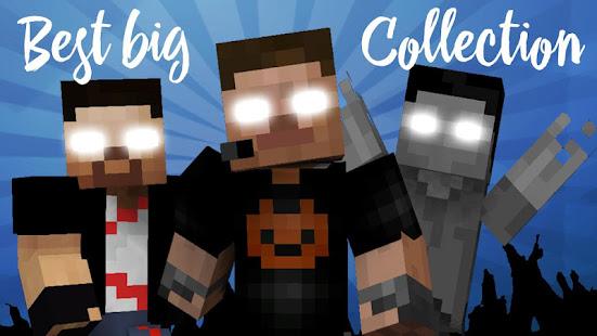 Descargar Skins Para Minecraft Con Herobrine APK APK Para - Skins fur minecraft herobrine