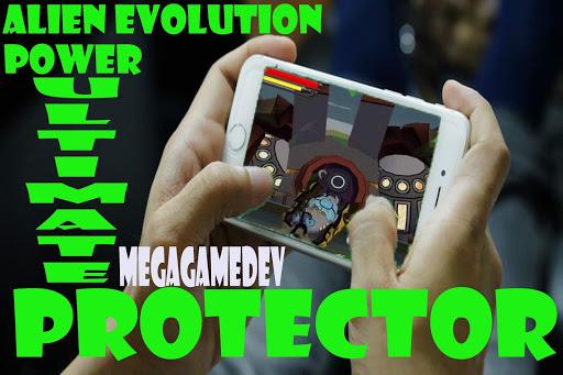 Alien Evolution : Power Ultimate 10 Protector apkpoly screenshots 3