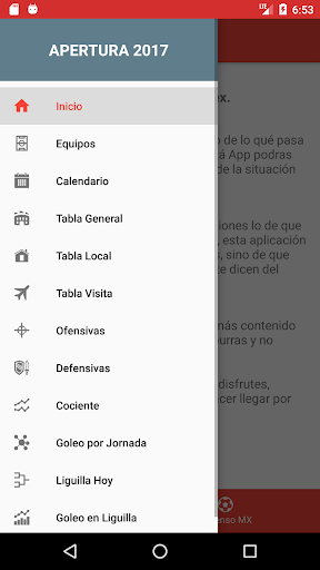 FutMex 1.6 screenshots 1