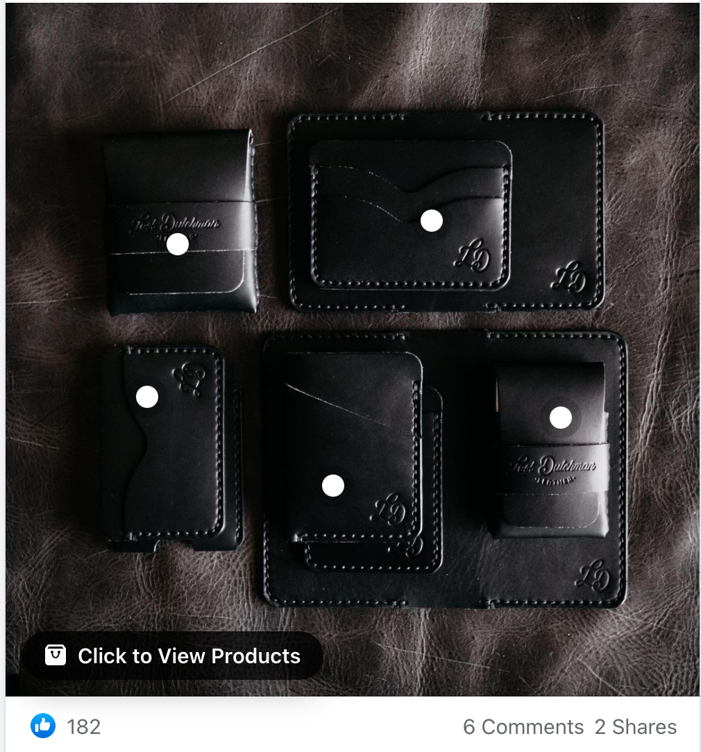 Lost Dutchman Wallet featured product
