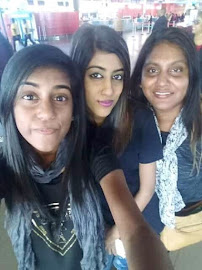 The three women that were murdered in triple murder in Phoenix, Durban. LEFT TO RIGHT: Rackelle Govindsamy' 16, Denisha Govindsamy, 22, and their mother Jane Govender' 44.