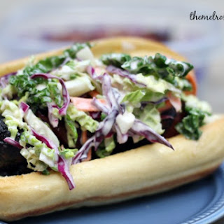 Carolina Slaw Dogs with a Twist