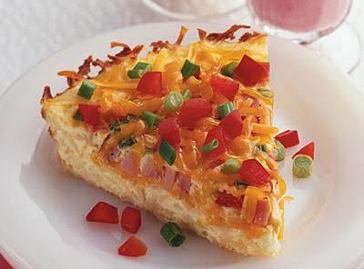 Ham And Cheese Potato Bake Recipe
