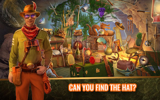 Adventure Hidden Object Game u2013 Secret Quest 1.0 screenshots 1