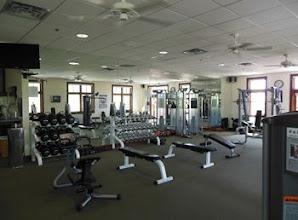 Photo: RVR Workout Room