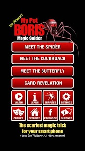 Magic Spider- screenshot thumbnail