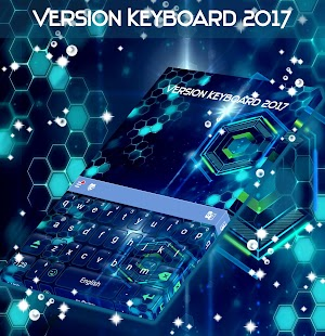Verze klávesnice 2017 - náhled