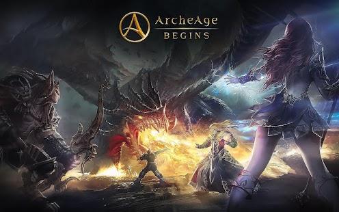 ArcheAge BEGINS - náhled