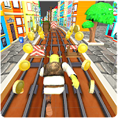 subway shrek adventure temple world run 3D
