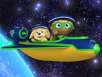 SuperWhy - poster