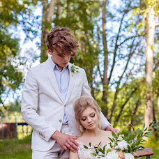 Wedding photographer Natalya Nazarova (NatalieSa). Photo of 16.12.2017