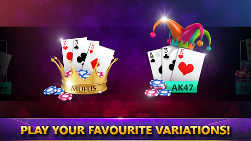 UTP - Ultimate Teen Patti game (apk) free download for Android/PC/Windows screenshot