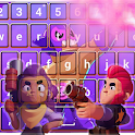 Keyboard Brawl Star BS Theme icon