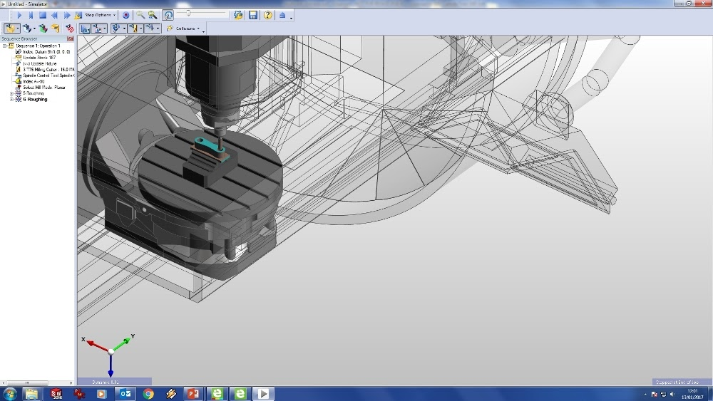 Edgecam Waveform – единственный выход для производства сложных деталей для самолетостроения