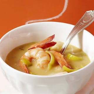 Seafood Soup with Rouille.